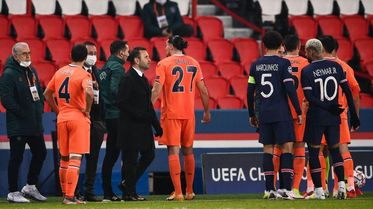 PSG - Istanbul Basaksehir / Ligue des champions