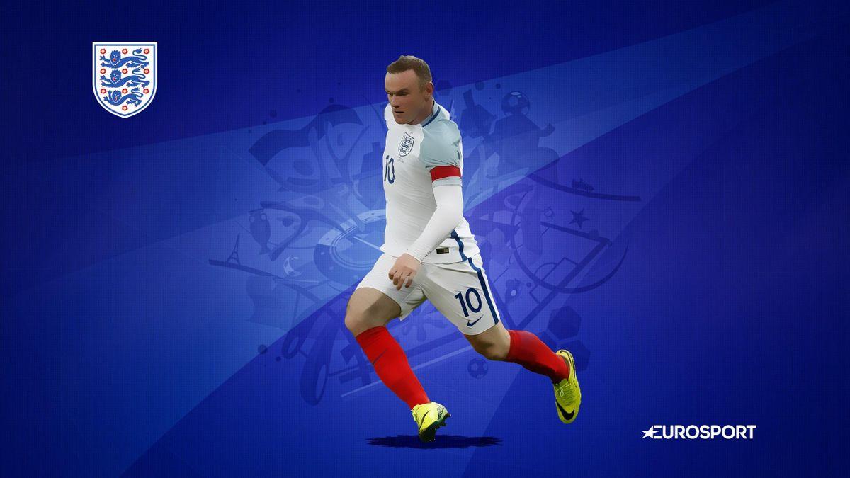 England Euro 2016 graphic