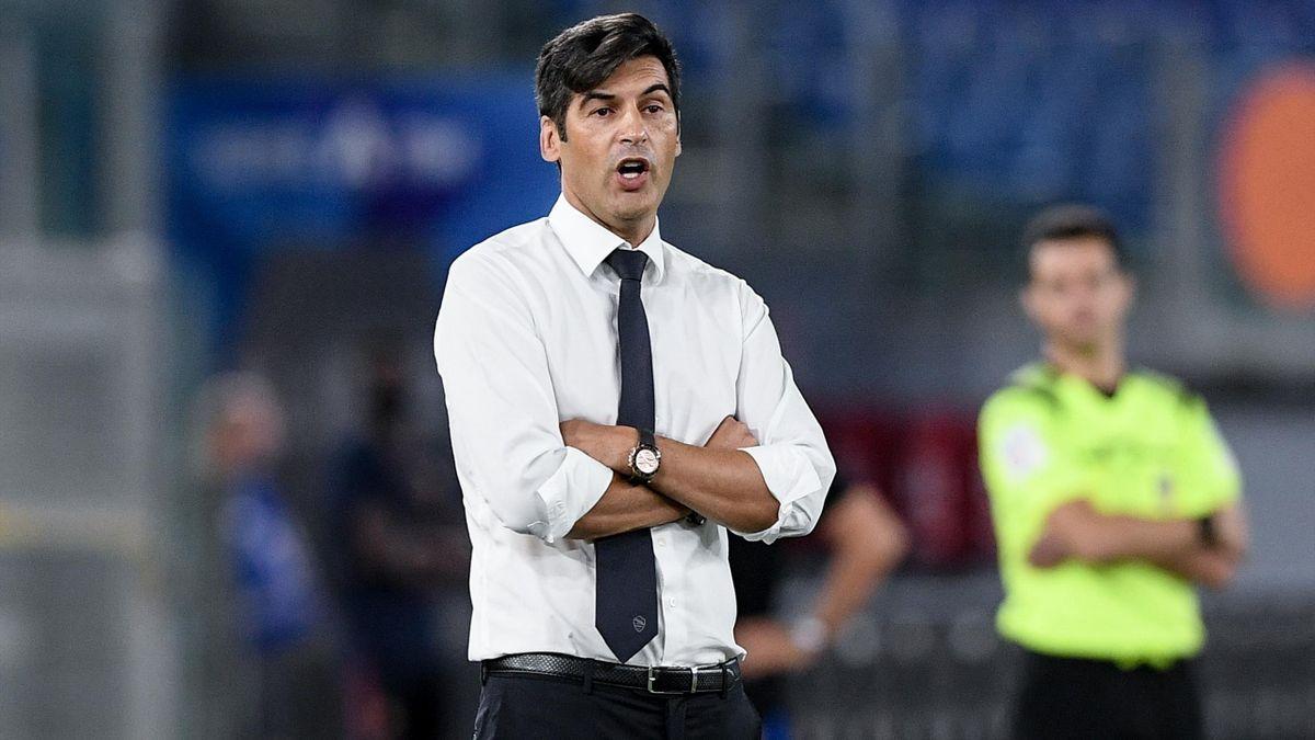 Fonseca - Roma-Sampdoria - Serie A 2019/2020 - Getty Images