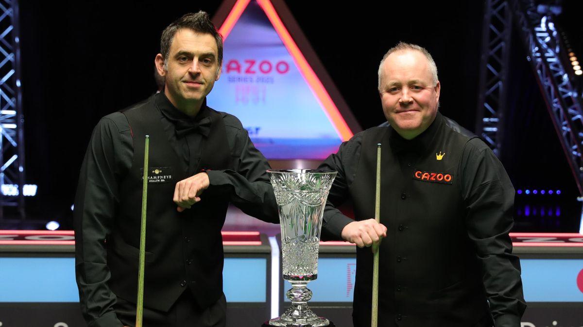 O'Sullivan, Higgins withdraw from Gibraltar Open