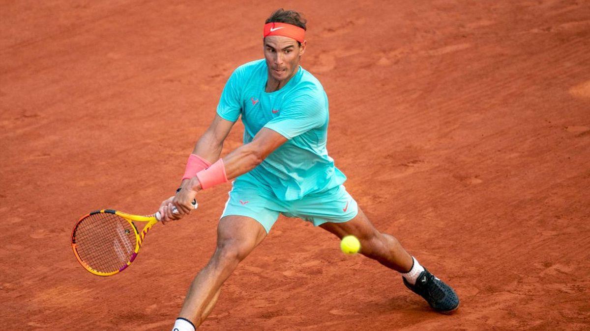 Rafael Nadal ist Rekordsieger der French Open
