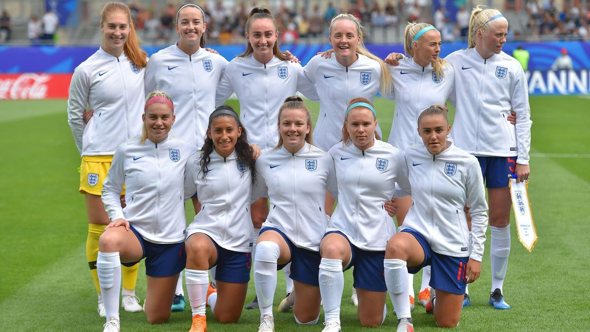 England's U20 women are in the last four of the World Cup.