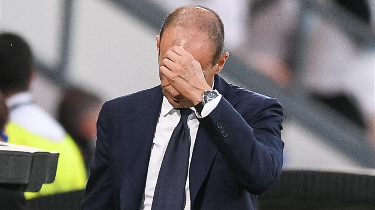 Massimiliano Allegri, Juventus, Getty Images