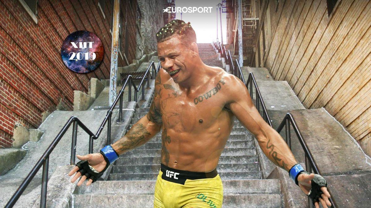Боец UFC избил 40 человек и бросил на шоссе 5-месячного сына. Он участвовал в родео и нюхал кокаин