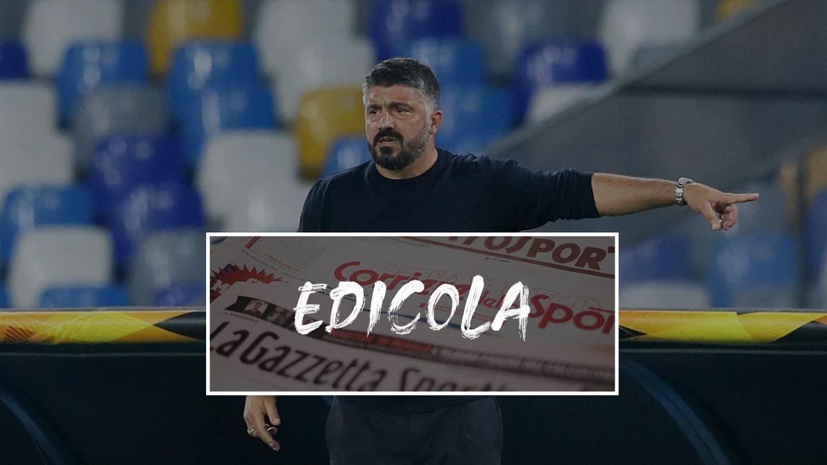 Edicola Gennaro Gattuso
