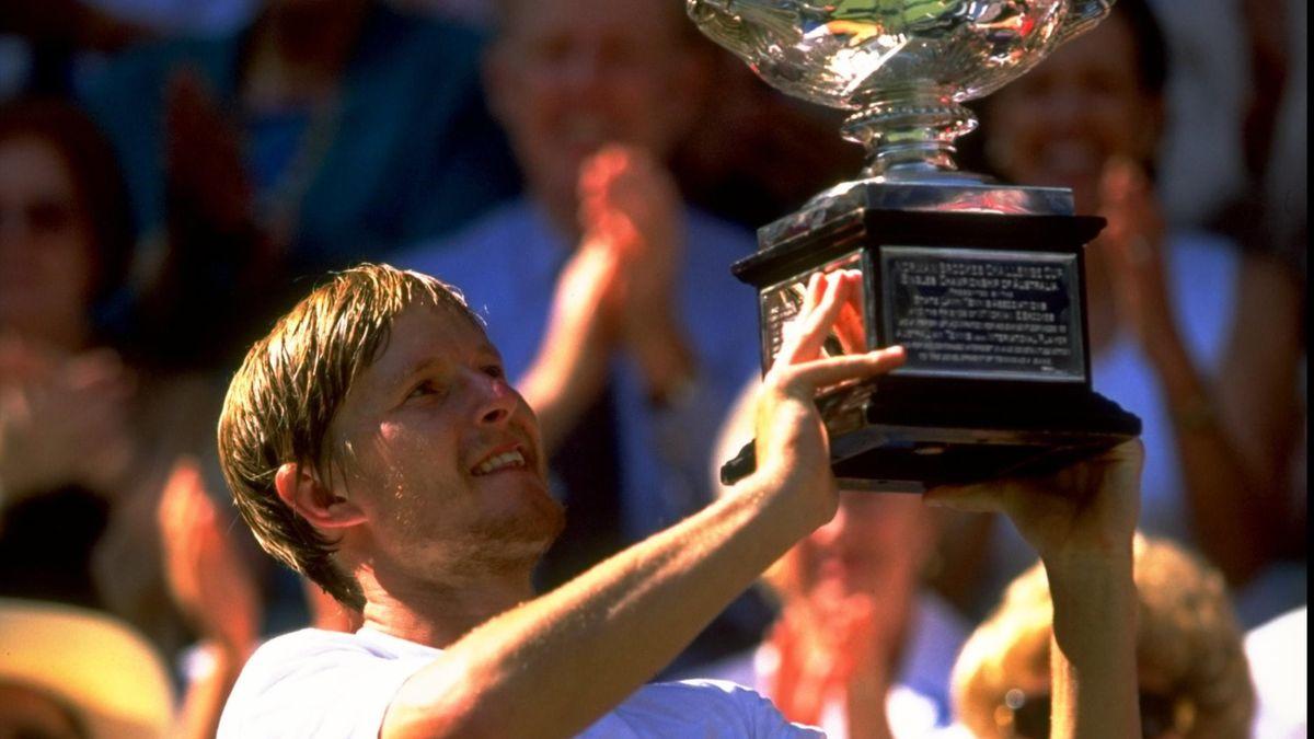 Евгений Кафельников – победитель Australian Open-1999