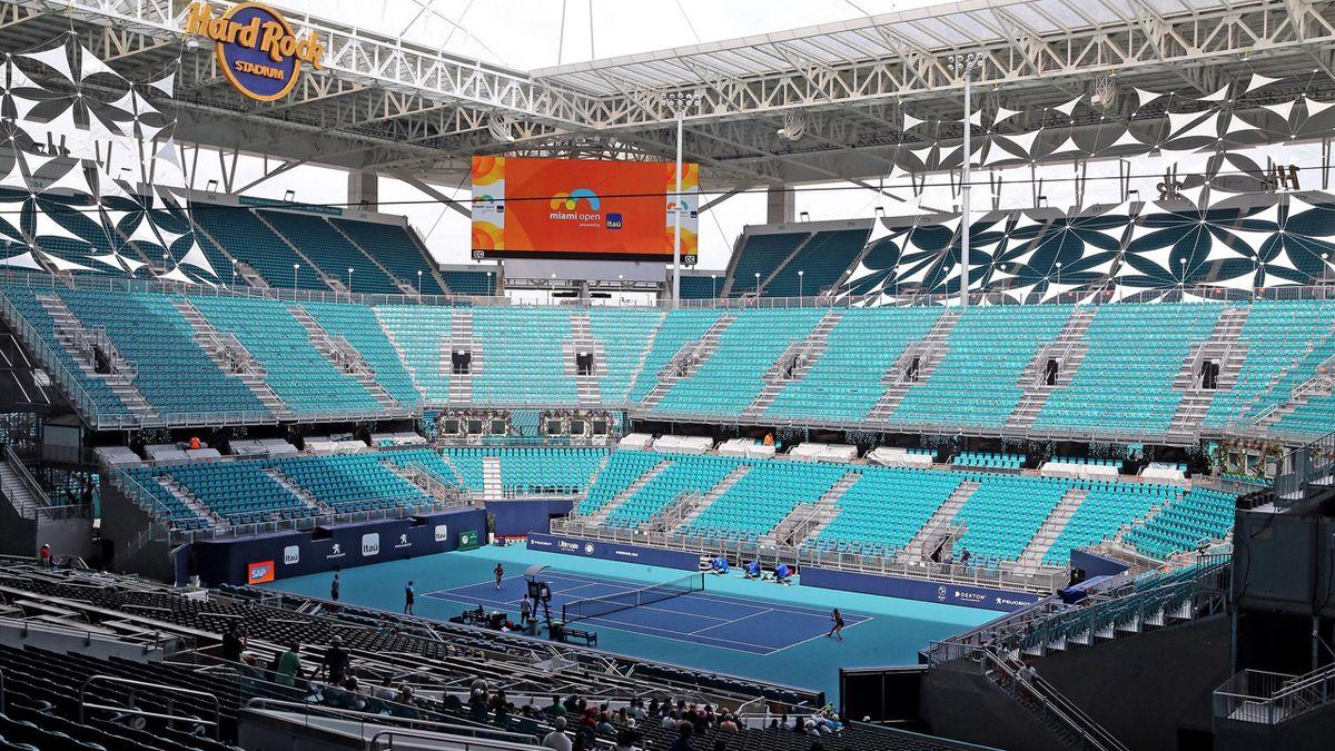 Le Masters 1000 de Miami annulé.