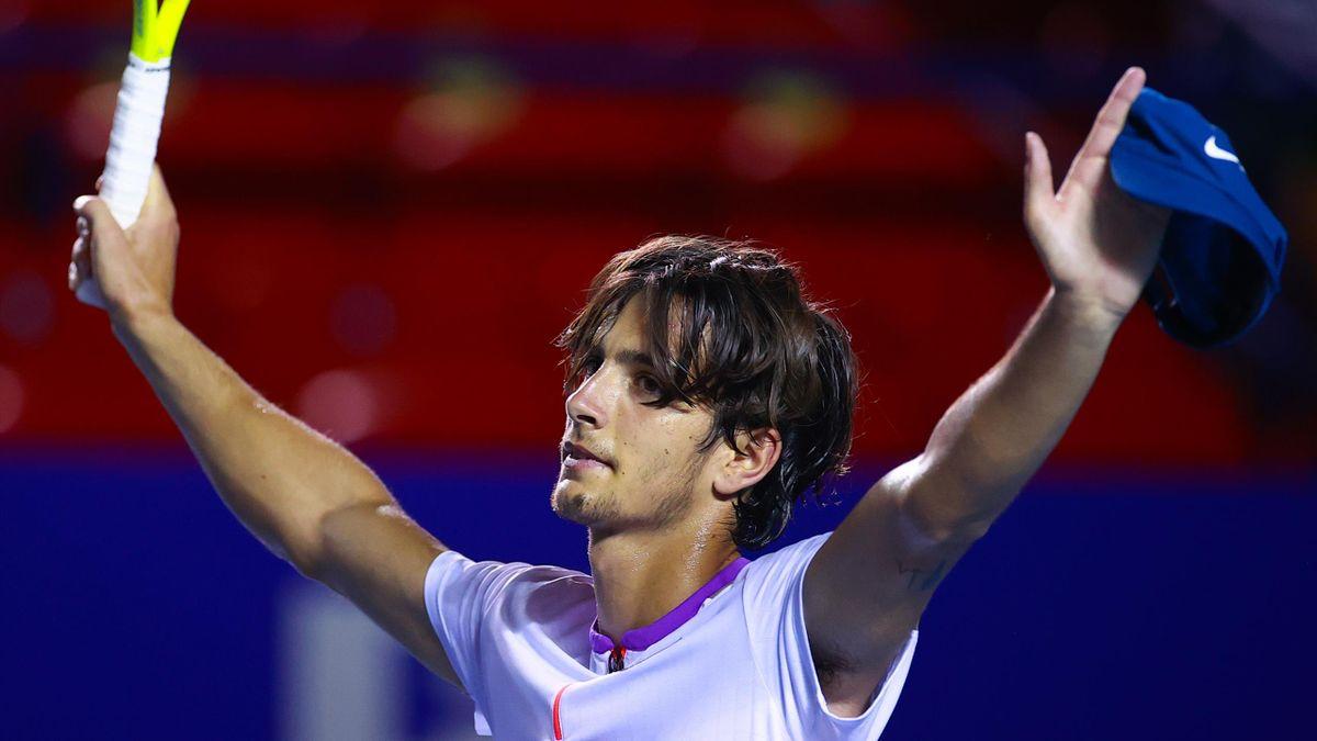 Highlights: Musetti shocks Dimitrov to reach maiden semi-final