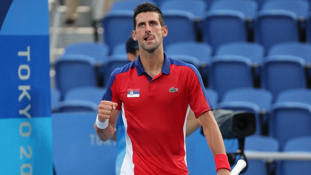Tokio 2020 - Djokovic (SRB) - Davidovich Fokina (ESP) - Tennis – Olympische hoogtepunten