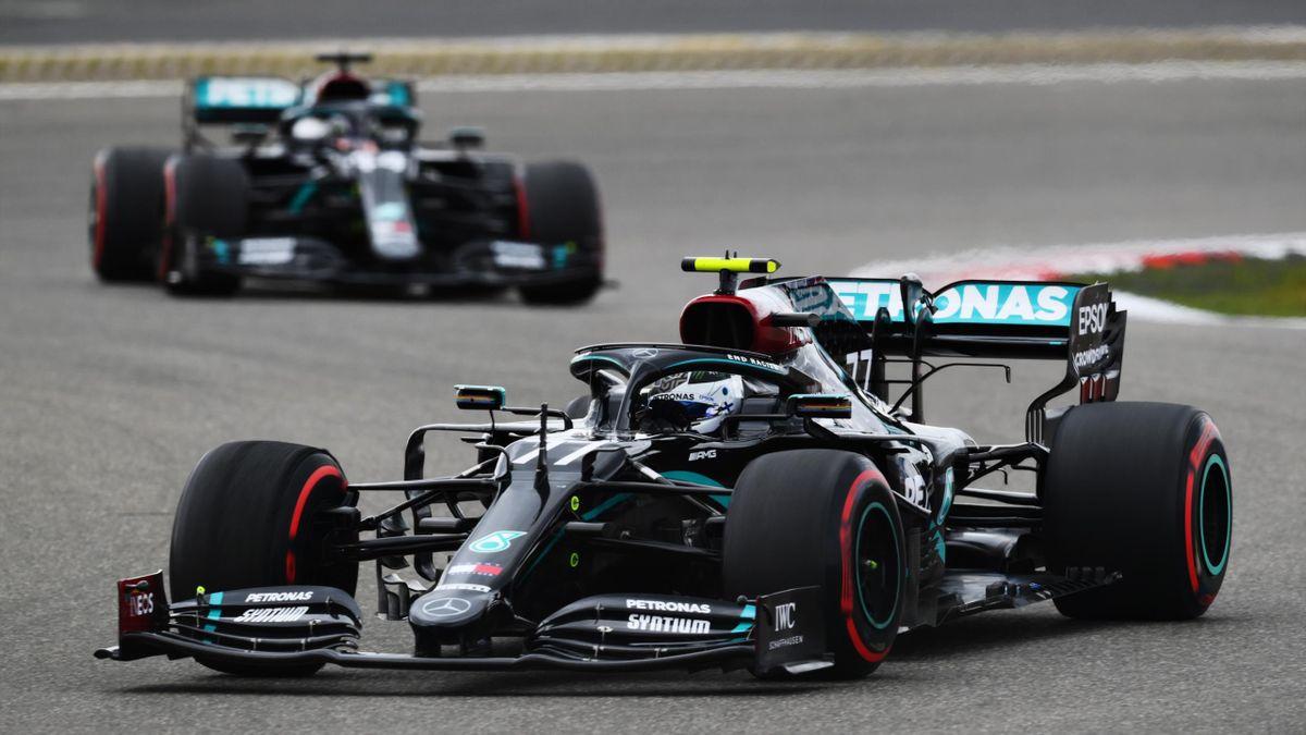 Mercedes fährt seit 2010 wieder als Werksteam in der Formel 1