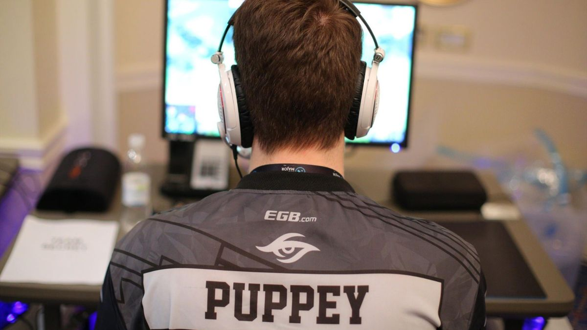 Puppey, Team Secret, Dota 2 Kiev Major