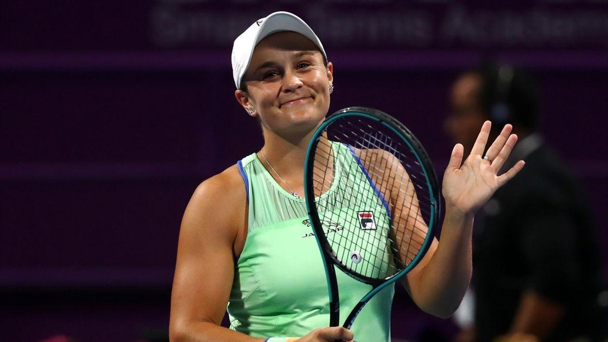 Ashleigh Barty niet aanwezig op de US Open 2020