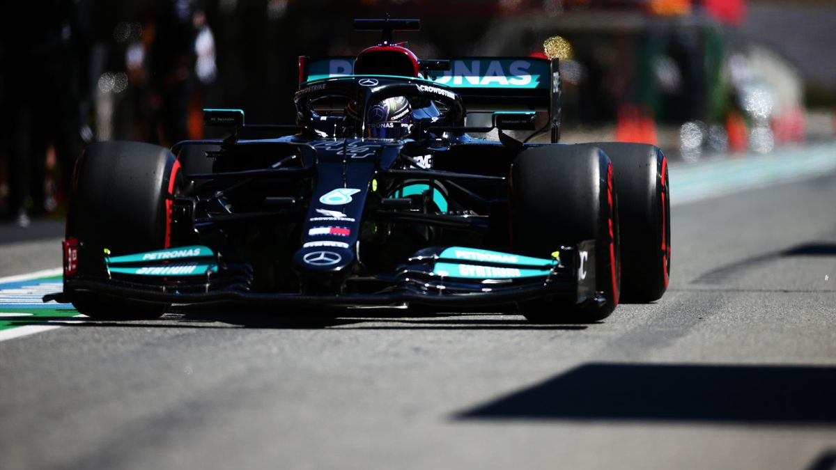 Lewis Hamilton, Gp Portimao 2021