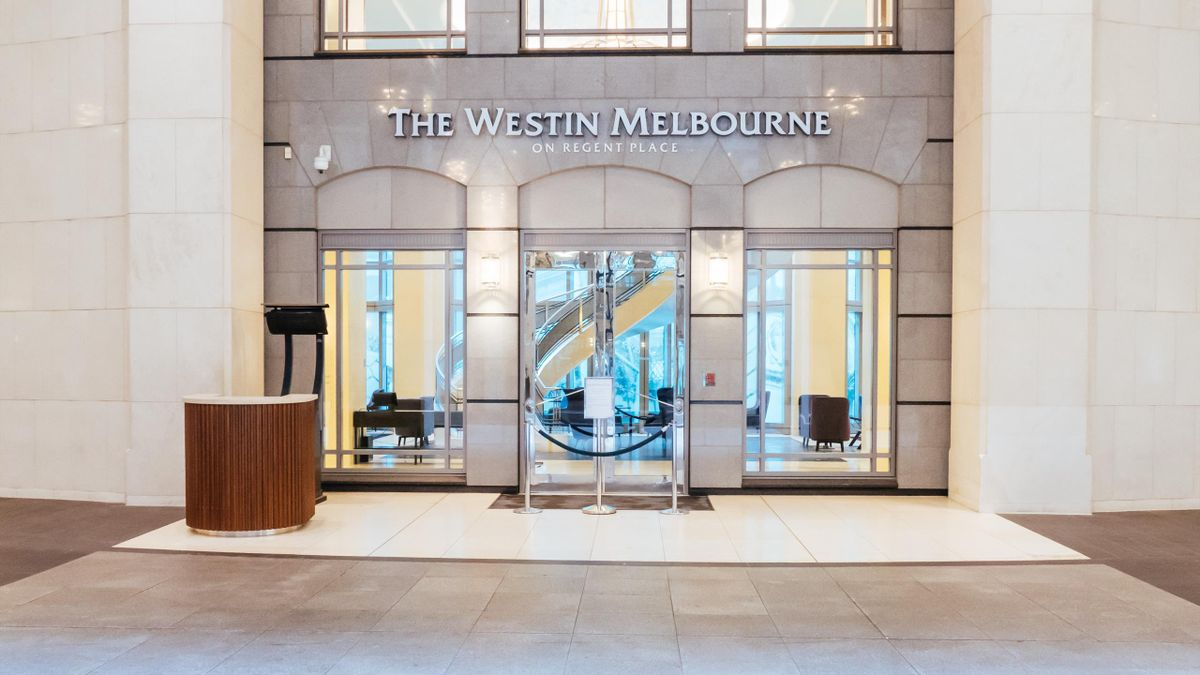 The Westin in Regent Place in Melbourne