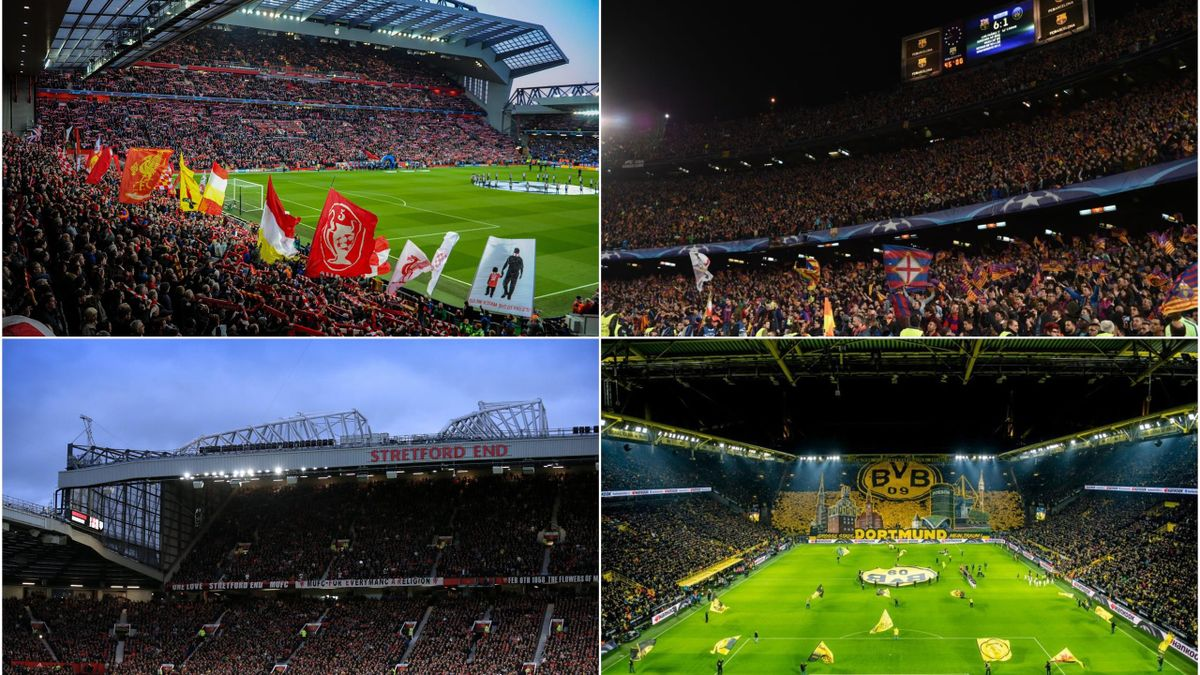 Camp Nou, desemnat cel mai tare stadion din lume
