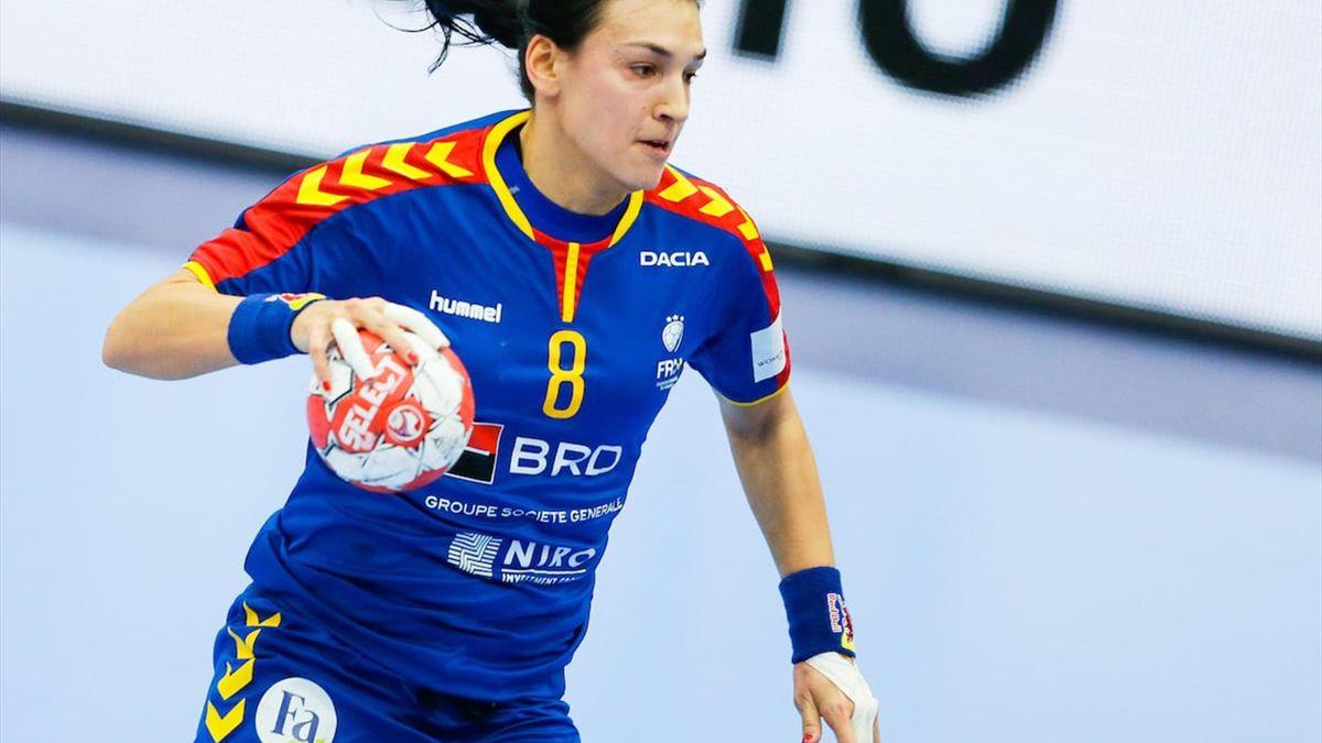 Cristina Neagu, România. Sursa: Federația Română de Handbal