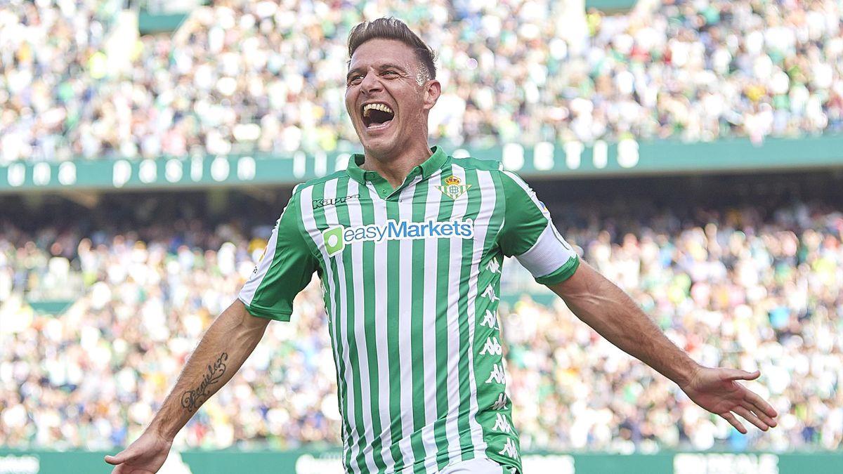 Joaquin (Betis Séville) est devenu le joueur le plus âgé à réaliser un triplé lors de la victoire face à l'Athletic Bilbao (3-2) - 08/12/2019