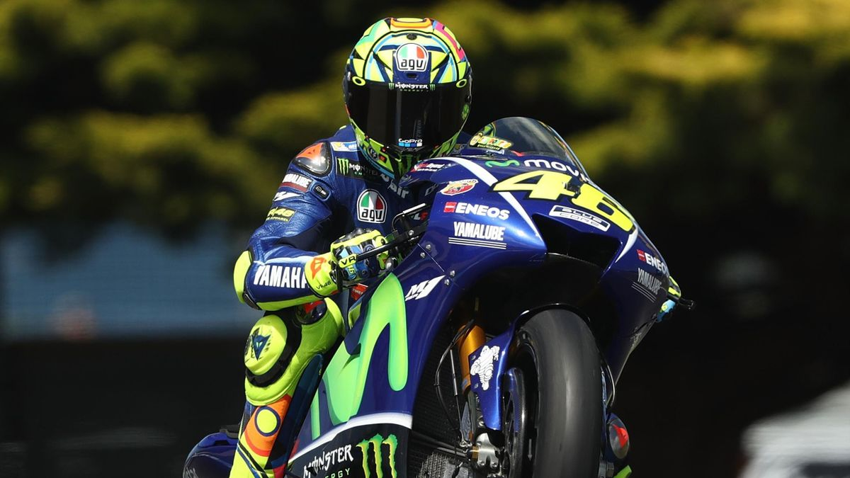 Valentino Rossi, Yamaha, MotoGP, Getty Images