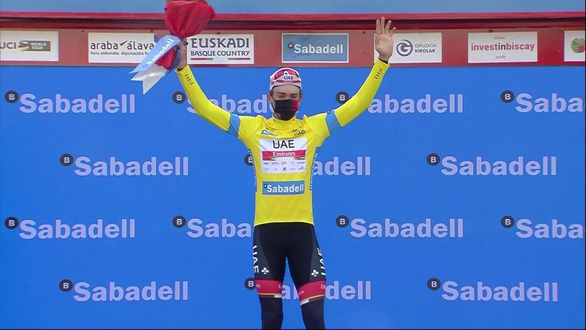 Ronde van het Baskenland  Samenvatting etappe 6