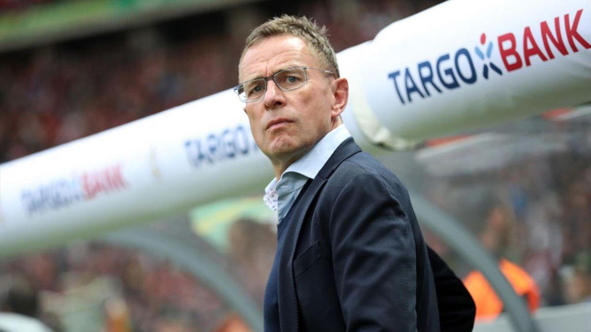 Ralf Rangnick ist beim FC Schalke 04 als Trainer im Gespräch