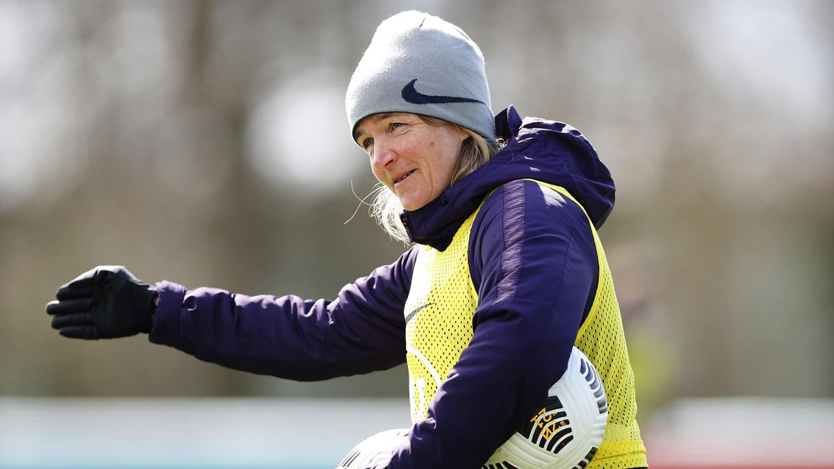 Hege Riise will be planning for Team GB's Olympic bid during England's friendlies