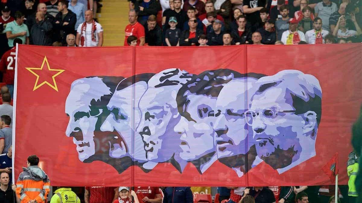 Legendele lui Liverpool
