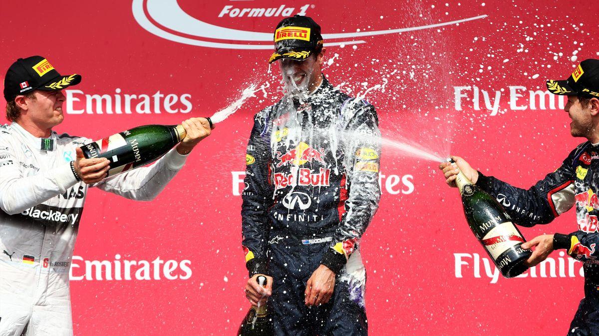 Daniel Ricciardo (Red Bull) - GP of Canada 2014