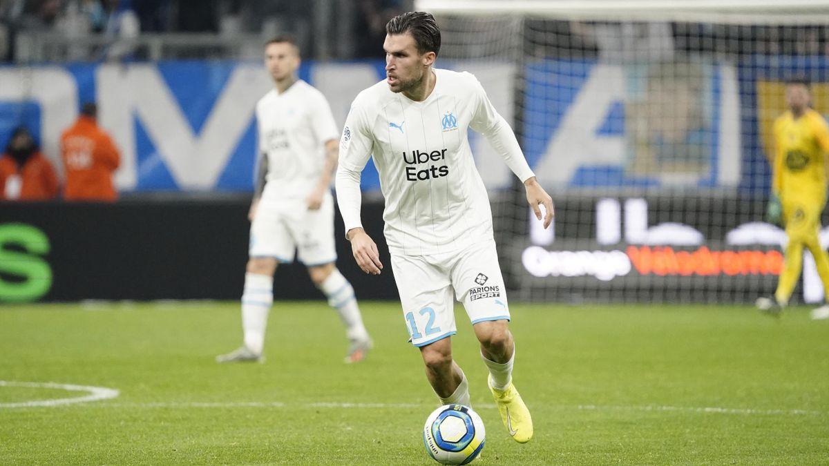 Kevin Strootman (Olympique Marseille)