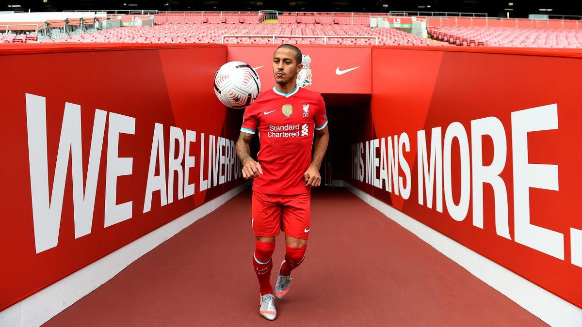 Thiago Alcantara a impresionat la debutul său pentru Liverpool