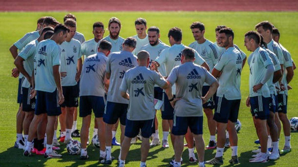 Echipa națională a Spaniei