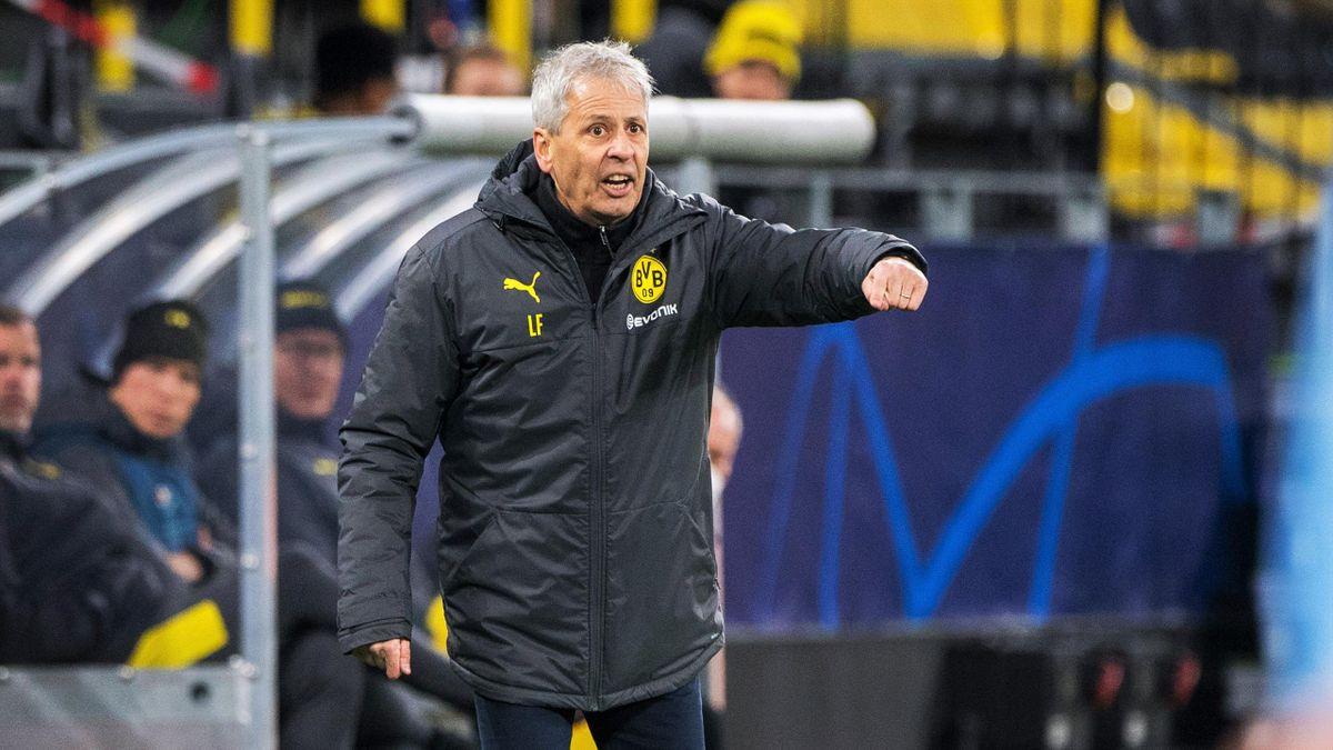 Ex-BVB-Coach Lucien Favre