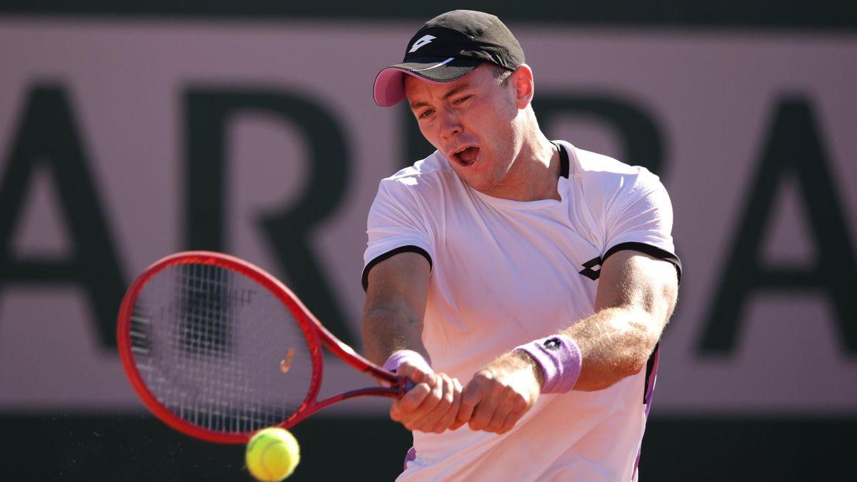 Dominik Koepfer - Roland-Garros 2021