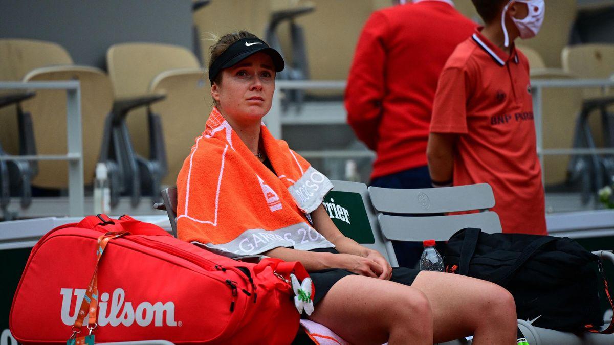 Enttäuschung in Roland-Garros: Elina Svitolina