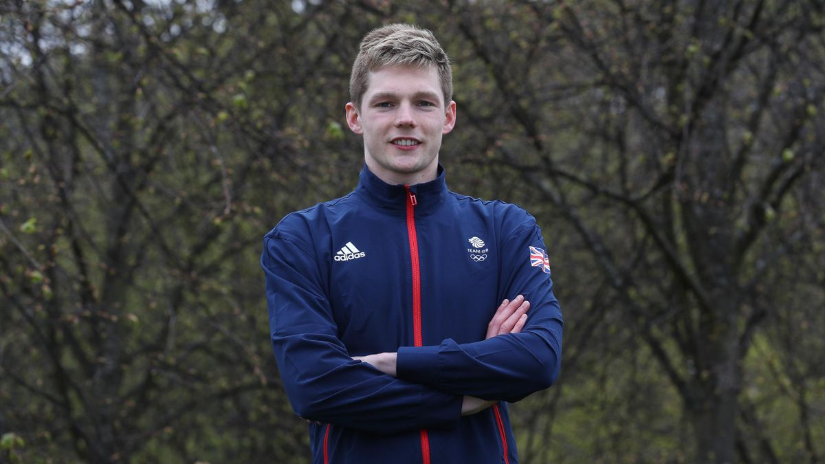 Duncan Scott will be heading to his second Olympics