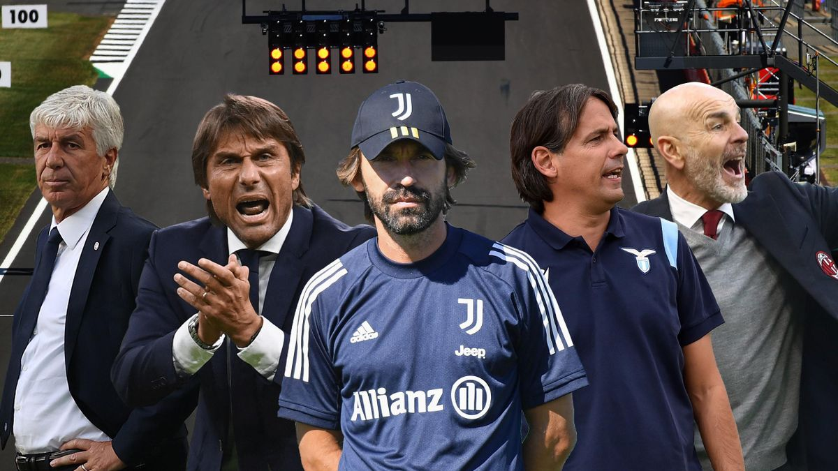 Allenatori Serie A 2020-21