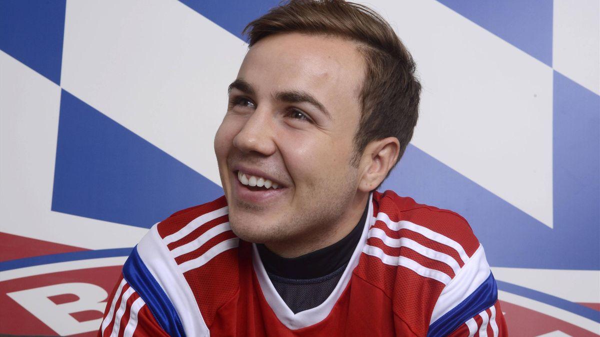 Bayern-Star Mario Götze
