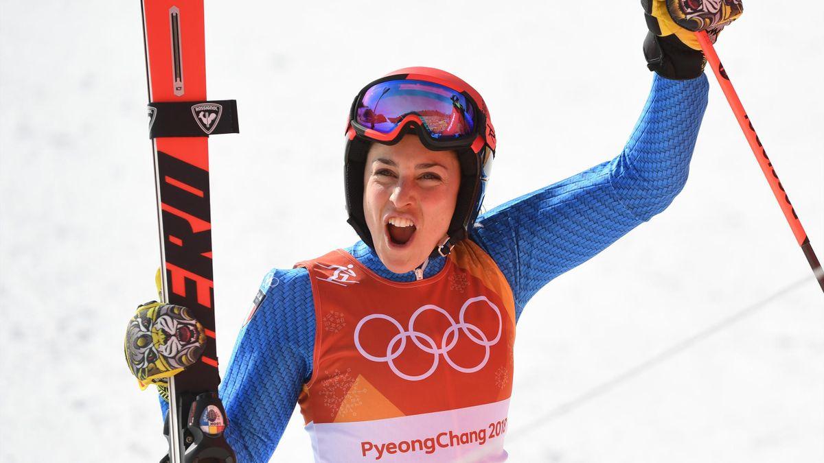 Federica Brignone - PyeongChang 2018
