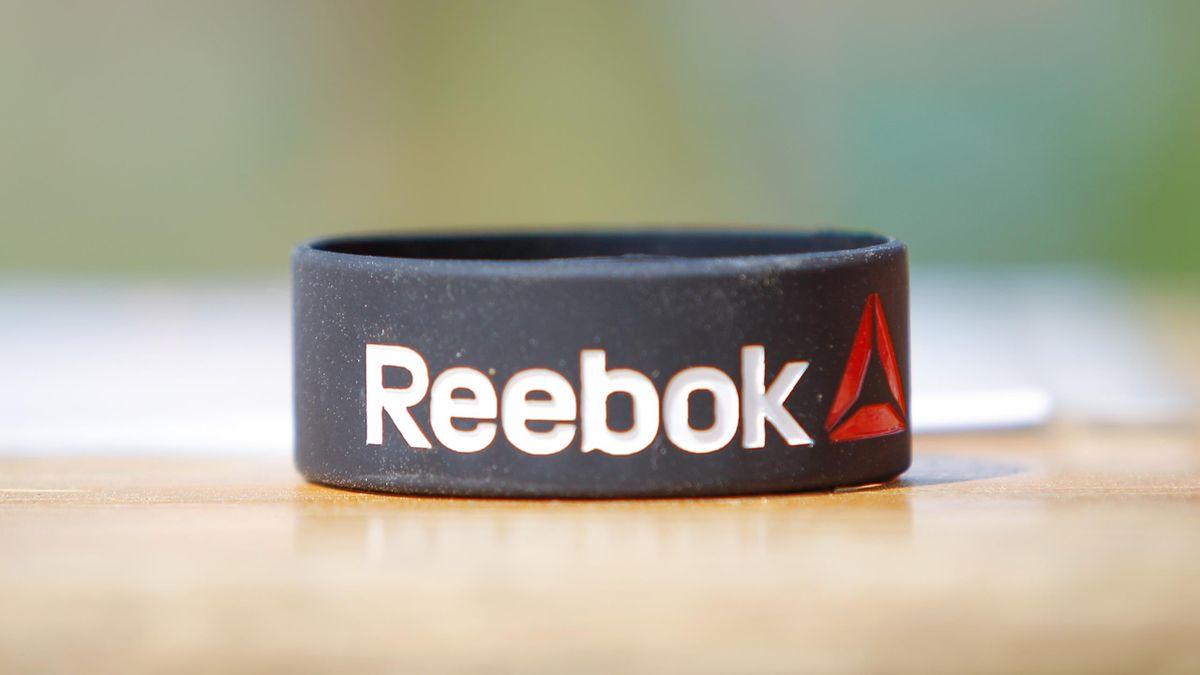 Bracelet Reebok, marque prochainement vendue par Adidas
