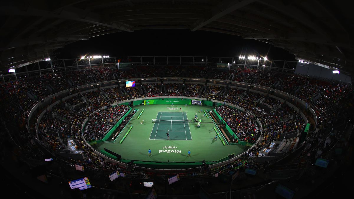 Olympics Tennis