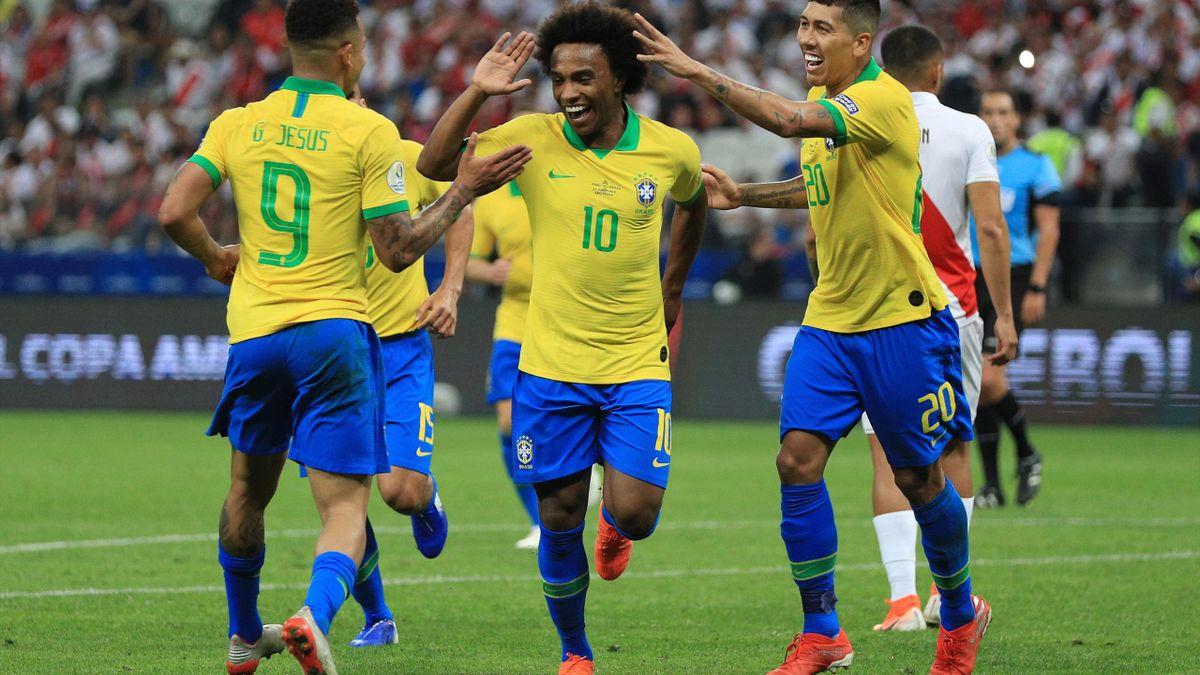 Naționala de fotbal a Braziliei