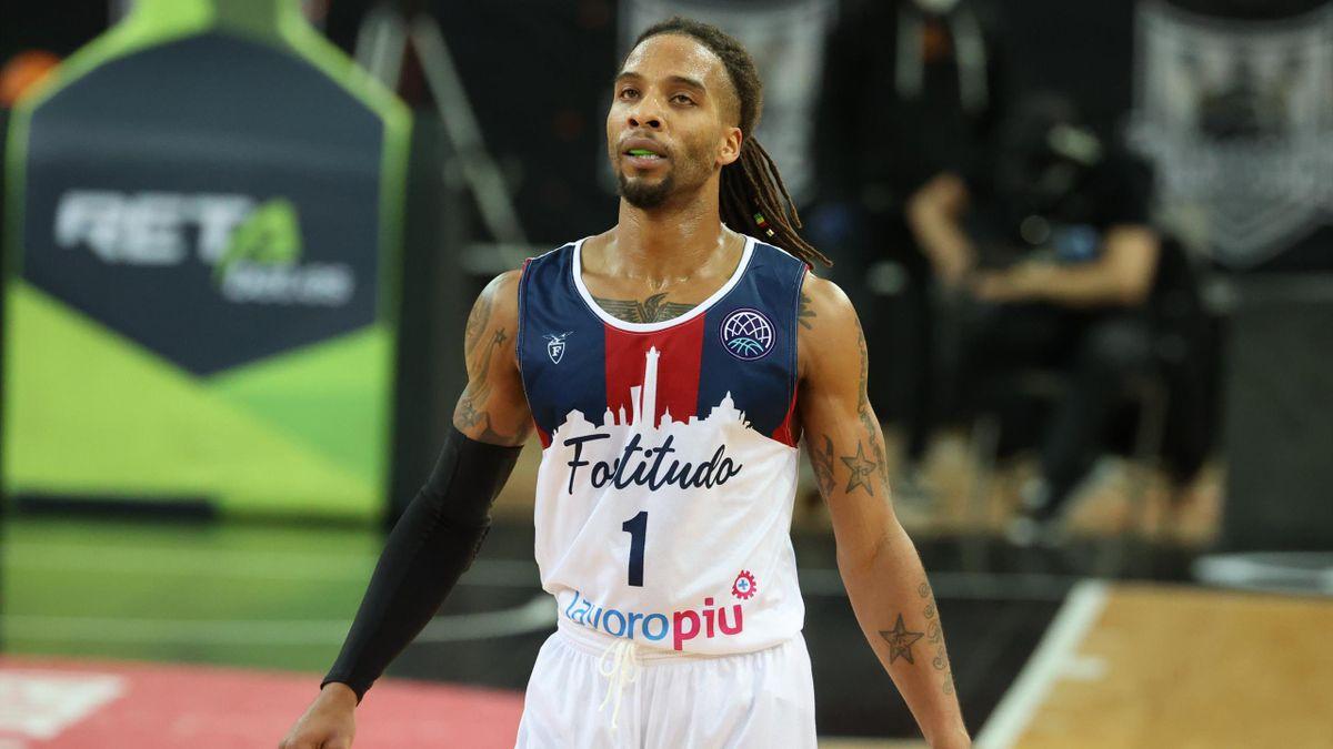 Adrian Banks, Fortitudo Lavoropiù Bologna 2020-21