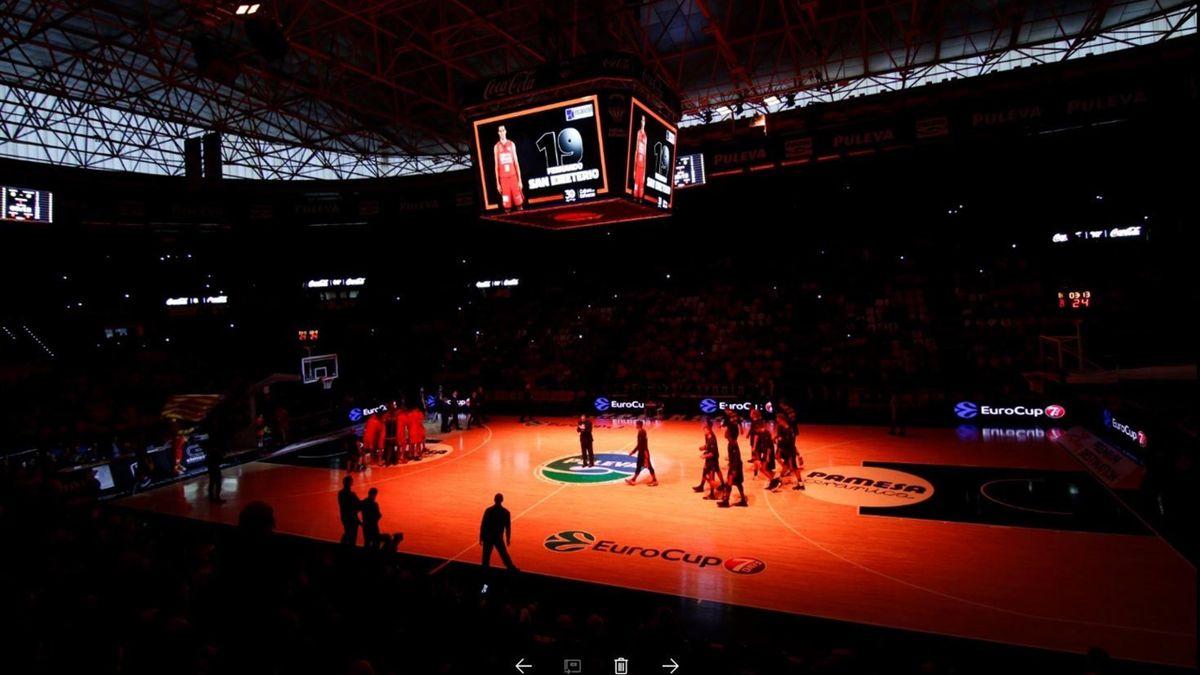 Eurosport2 emitirá en directo la final de la Eurocup entre Valencia Basket y Unicaja de Málaga
