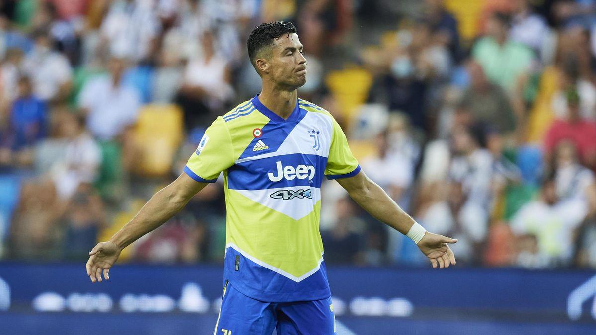 Cristiano Ronaldo, Udinese-Juventus, Getty Images