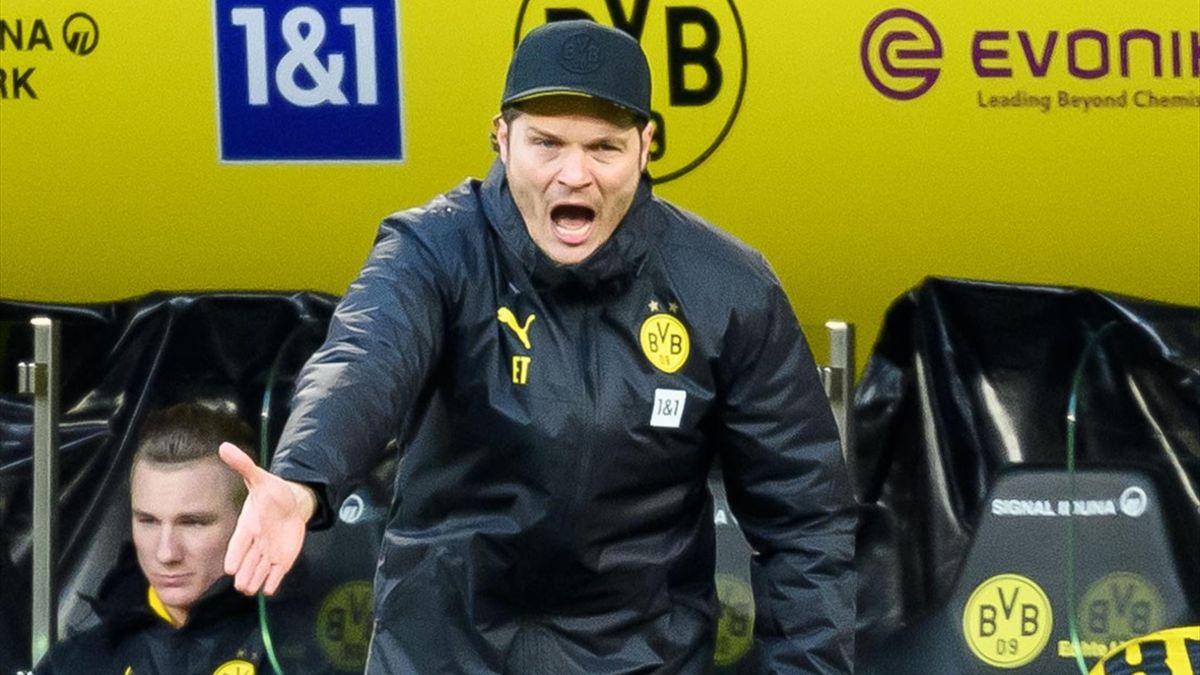 Edin Terzic - Trainer von Borussia Dortmund
