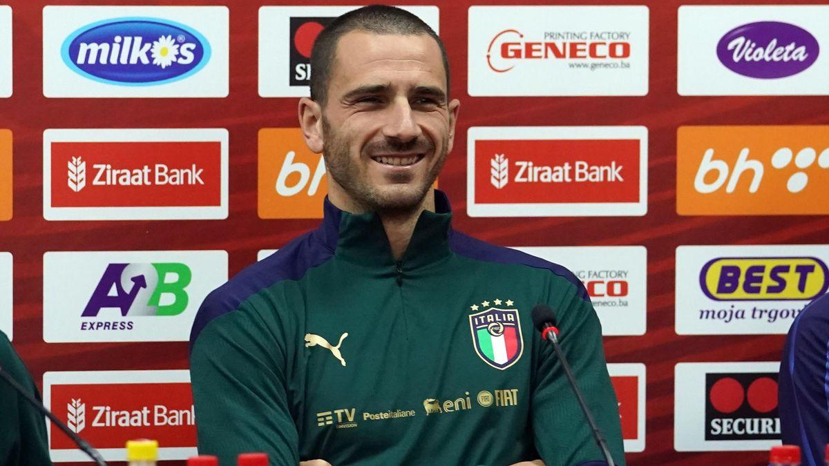 Leonardo Bonucci - Qualificazioni Euro 2020