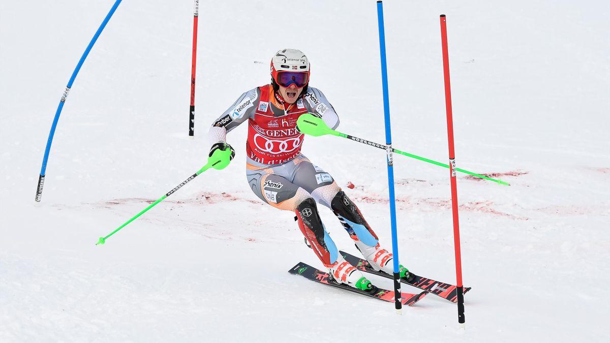 Henrik Kristoffersen   Slalom   ESP Player Feature
