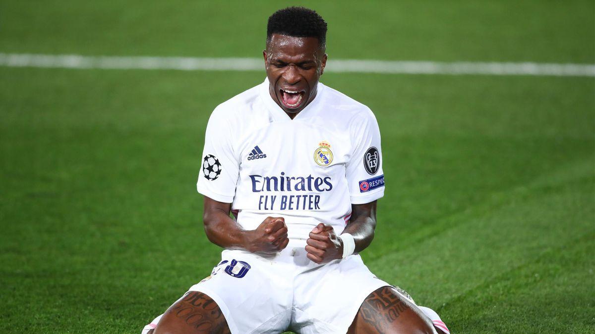 Resumen Real Madrid-Liverpool: La noche mágica de Vinicius