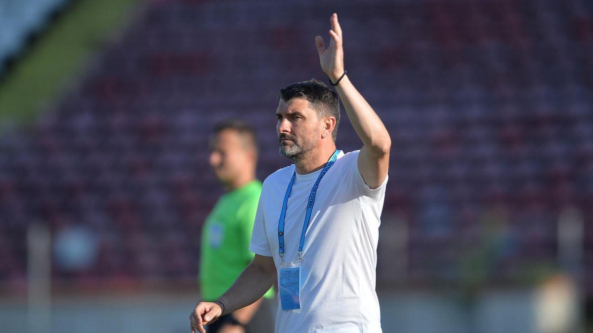 Liga 1   Adrian Mihalcea, antrenorul lui Dinamo