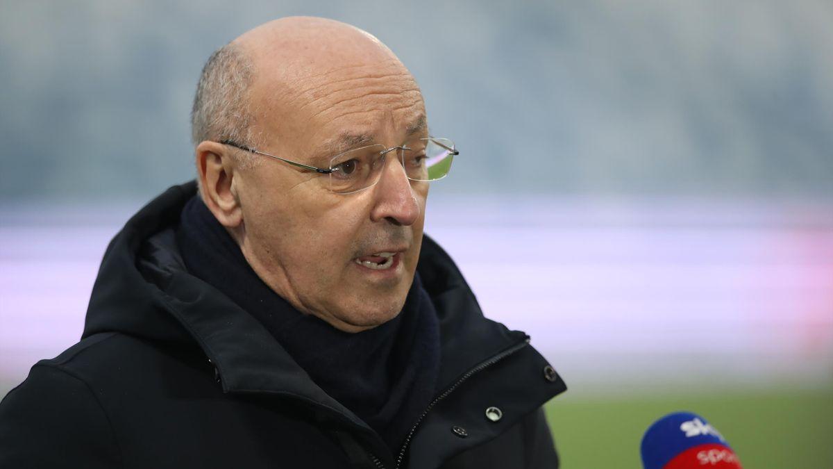 Giuseppe Marotta, Inter 2020-2021 (Getty Images)