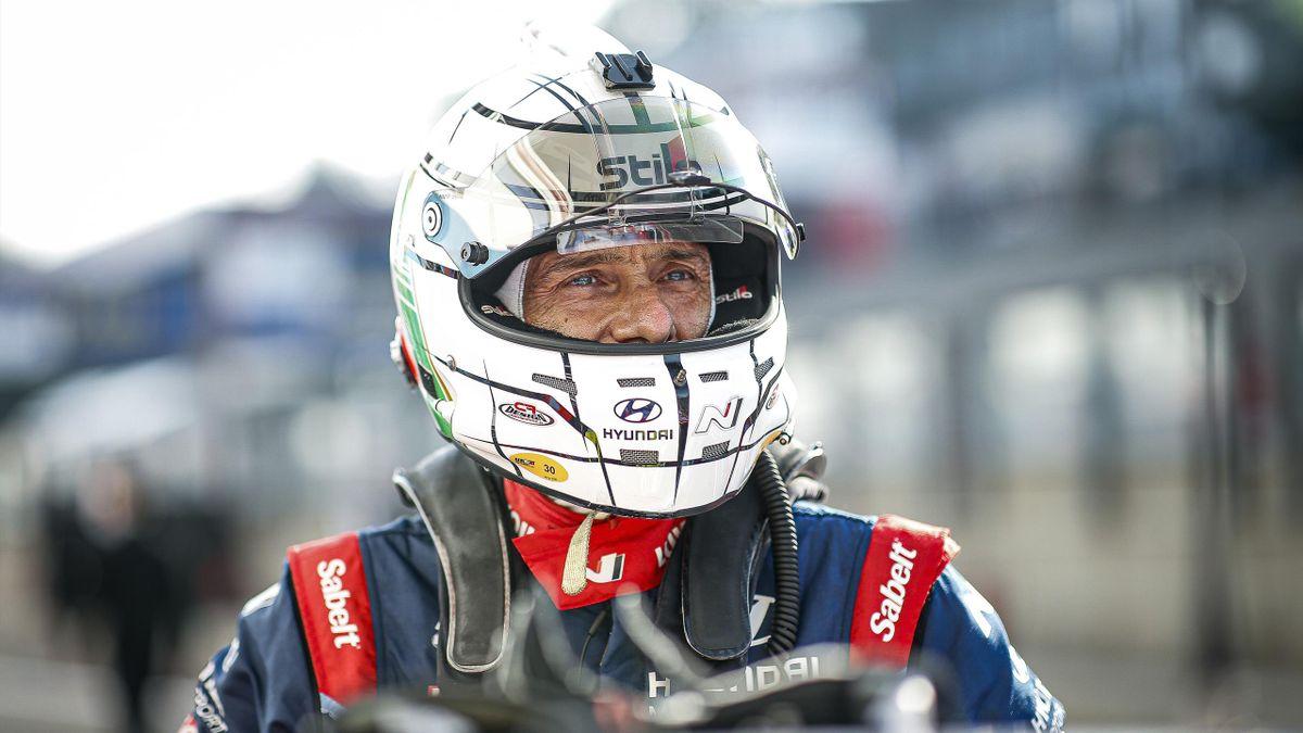 Gabriele Tarquini WTCR 2020 (Fotó: Paulo Maria)